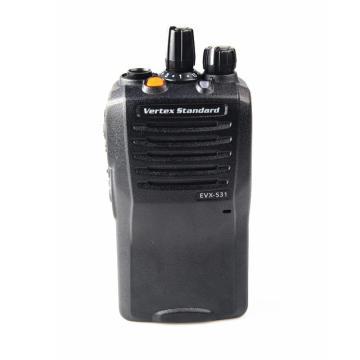 防爆数字对讲机,本安型,IP57防护标准,锂电池 2300mAH,32信道 EVX-531