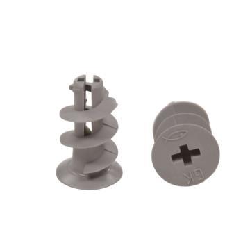 慧鱼石膏板专用尼龙锚栓,GK 52389,100支/盒