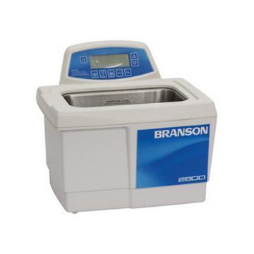 台式超声波清洗器,2.8L,CPX2800H-C,数字定时,加热,脱气,Branson