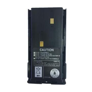 建伍Kenwood TK-3107对讲机的KNB-14的电池,单位:个
