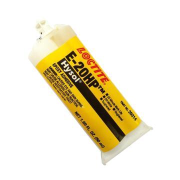乐泰环氧树脂粘合剂(AB胶),Loctite E-20HP,50ml