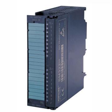 西门子/SIEMENS 6ES7322-1BL00-4AA1数字量输出模块