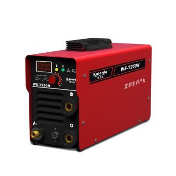 凯尔达 WS-T250N 逆变直流氩弧手工两用电焊机高负载率耐用 官方标配