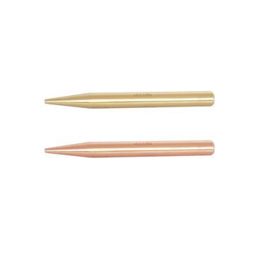 桥防 防爆平头冲子,铝青铜,5*11*150mm,223C-1002AL