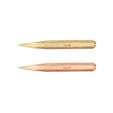 桥防 防爆机械冲子,铝青铜,14*150mm,222-1002AL