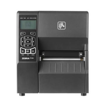 斑马条码打印机,ZT23043  300dpi