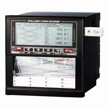 奥托尼克斯/Autonics KRN100混合记录仪