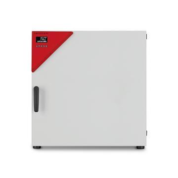 宾德 烘箱,具有强制对流和多功能控制器,内部容积:116L,控温范围:RT+10~300℃,FED 115