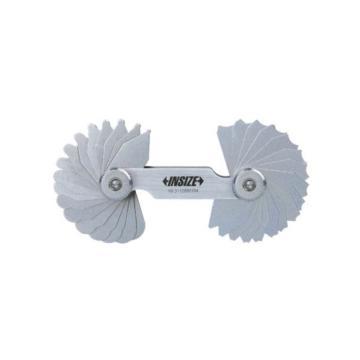 INSIZE 半径规,7.5-15mm,4801-16