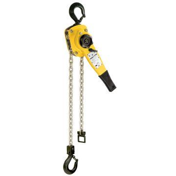 耶鲁 UNO plus 手扳葫芦,1.5T 提升高度1.5米,UNO plus 1500