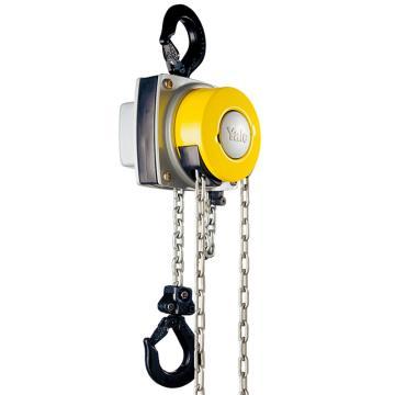 耶鲁 Yalelift 360 III 1T手拉葫芦(柠檬黄),提升高度3米,Yalelift 360 1T-3m