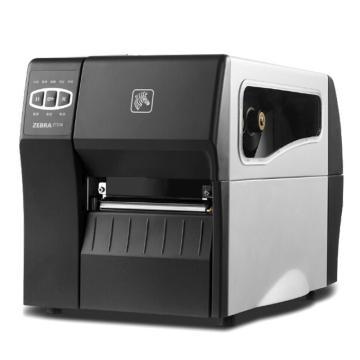 斑马条码打印机,ZT21043  300dpi