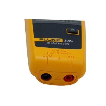 福禄克/FLUKE 钳形表,FLUKE-302+,400A单交流
