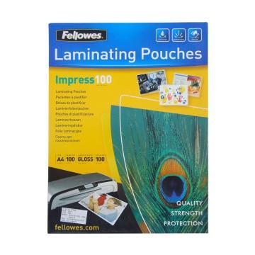 范罗士塑封膜,A4 100张/包,厚度100MIC,216*303mm
