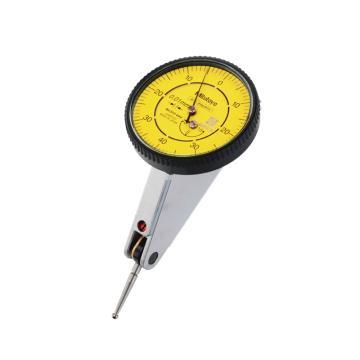 三丰 杠杆百分表,0-1.6mm (20°倾角面)基本套装,513-444-10E(513-444E升级版)