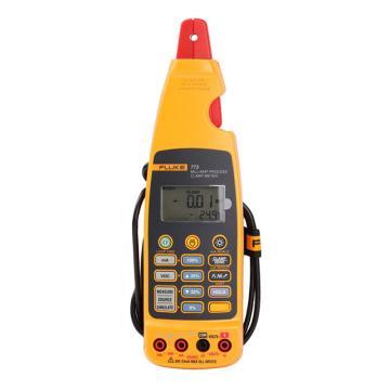 福禄克/FLUKE 电流钳表,高精度毫安型过程,FLUKE-773CHN
