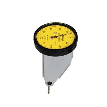 三丰 mitutoyo 杠杆千分表,0-0.2mm 直立型基本套装,513-455-10E(513-455E升级),不含第三方检测