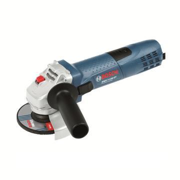 """博世角磨机,4""""大扭矩型 可调速 GWS 7-100ET,720W,0601388580"""
