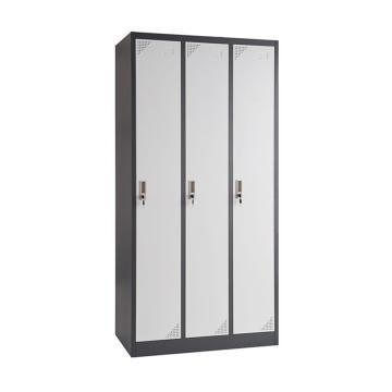 三门更衣柜,1850*900*500 钢板0.8mm 仅限上海