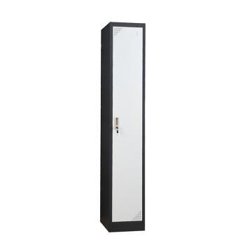 单一门更衣柜,1850*900*325 钢板0.8mm 仅限上海