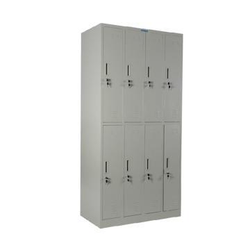 八门更衣柜,1850*900*500 钢板0.8mm 仅限上海