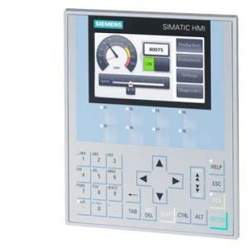 西门子/SIEMENS 6AV2124-1DC01-0AX0触摸屏