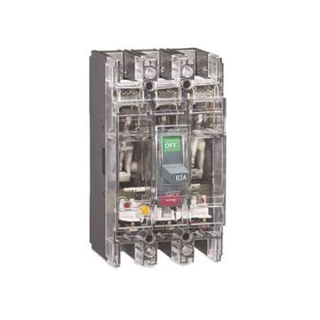 正泰CHINT 塑壳断路器,NM1-125S/3300 100A 透明型