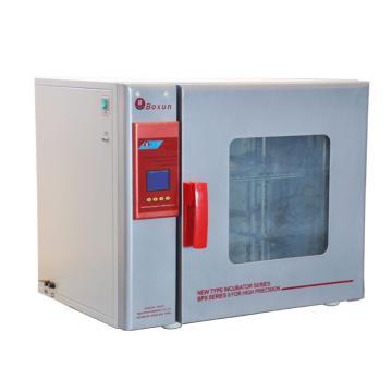 电热鼓风干燥箱,BGZ-30,控温范围:RT+5~250℃,内胆尺寸:350x350x350mm