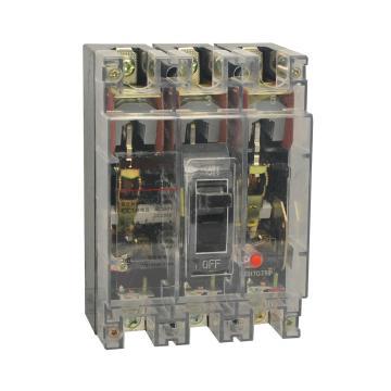 正泰CHINT 塑壳断路器,NM10-100/3300 80A 透明型