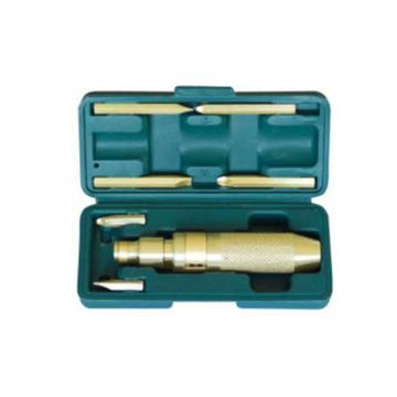 桥防 防爆冲击螺丝刀批,铍青铜,6件套,264C-265CBE