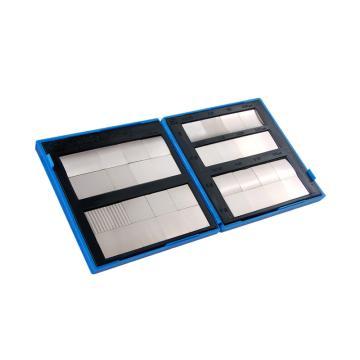 哈量 表面粗糙度比较样块,32块装,950-01,不含第三方检测