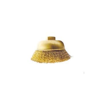 桥防 防爆杯刷,磷铜,合金Φ100*30mm,290-1002GP