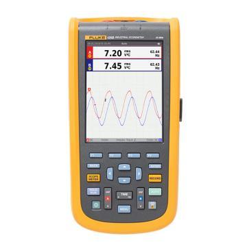 福禄克/FLUKE 125B工业用手持式示波器,40MHz 套件