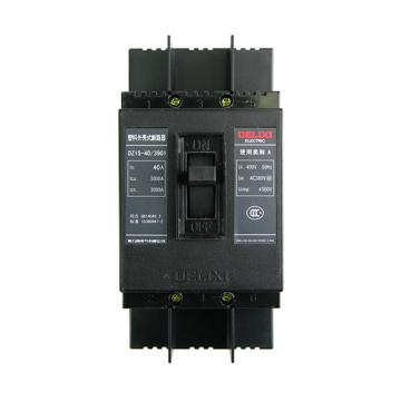 德力西 漏电断路器,DZ15-40 3901 32A,DZ1540323
