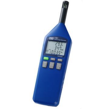 泰仕/TES TES-1161温度/湿度/大气压力计