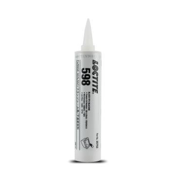 乐泰硅橡胶密封剂,Loctite 598,300ml
