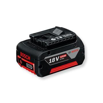 博世锂电池,18V/4.0Ah,1600A00163