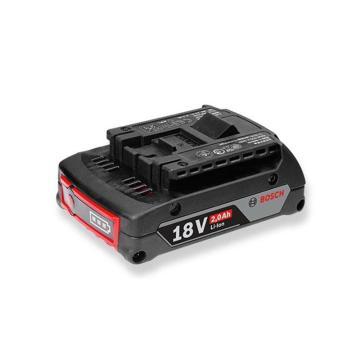 博世锂电池,18V/2.0Ah,1600A001CG