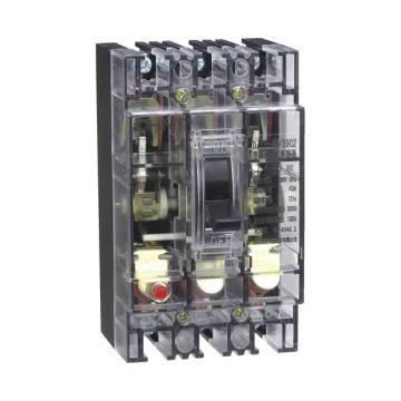 正泰CHINT 塑壳断路器,DZ15-40/3902 40A 透明型