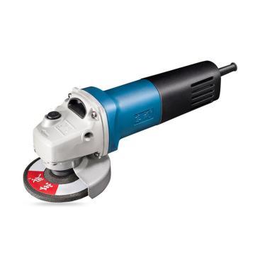 东成角向磨光机,800W  9000r/min,100mm盘径,S1M-FF06-100