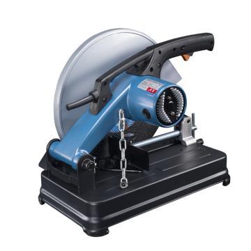 东成型材切割机,1800W,砂轮尺寸355×3×25.4mm,J1G-FF02-355