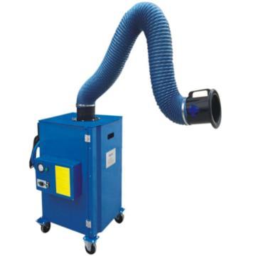 智能型移动式烟尘净化器,ROVA,MZ-1208,0.75kw,全自动脉冲清灰,含3米臂