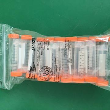 离心管,50ml,平底盖,自立式,PP材质,25个/包