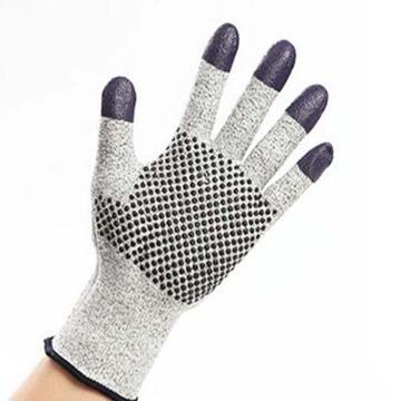 金佰利 97431-M G60 3级紫色丁腈防割手套,12副/箱