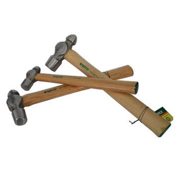 世达圆头锤,木柄圆头锤 16oz(1磅),92312