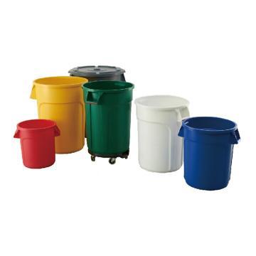 圆形储物桶,Trust,75L 蓝色