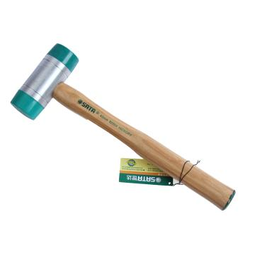 世达安装锤,木柄45mm, 92504