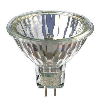 飞利浦 50W 低电压石英灯杯,整箱 50只/箱,ESS MR16 50W GU5.3 12V 36D 无盖