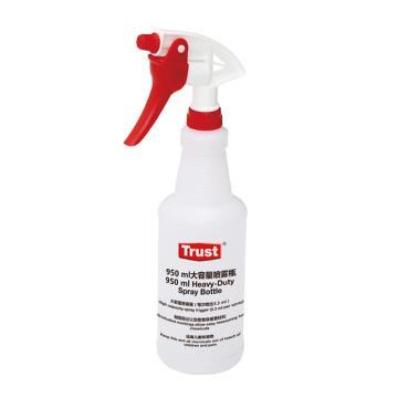 Trust喷雾瓶, 白色,不含喷嘴,喷嘴另配