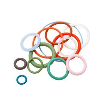 氟胶O型圈,VITON75 AS-001 0.74*1.02(内径*线径),100个/包,美标AS-568